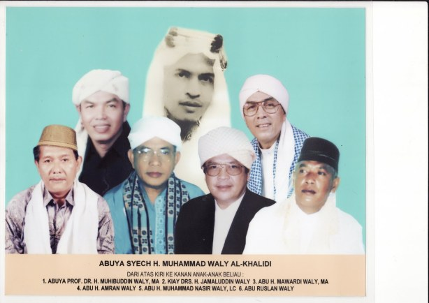 Keluarga Abuya Muda Waly